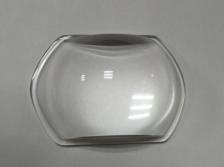 透镜手板 透明压克力手板透明PC手板